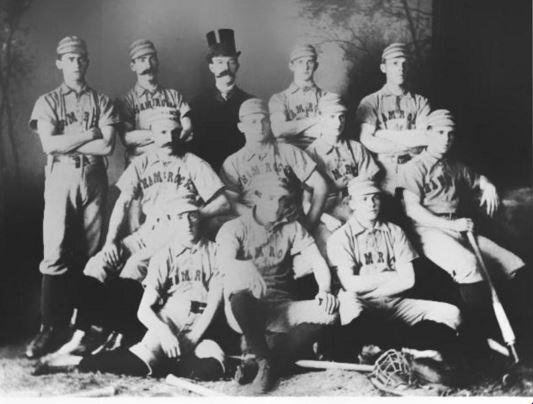 Shamrocks Baseball