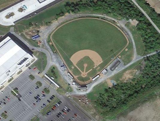 Mainland North Baseball Diamond